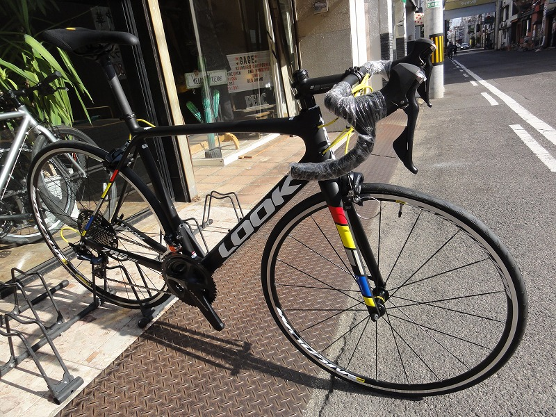 LOOK 785 HUEZ アルテグラ完成車 2018